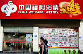 Covid-19 pandemic drained China's lottery sales in February