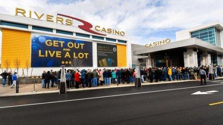 Rivers Casino & Resort in Schenectady Announces Temporary Layoffs
