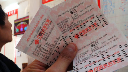 Lottery sales in China begin to recover in March
