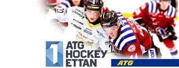 AB Trav och Galopp (ATG) ends sponsorship of Hockeyettan