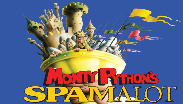 """""""Monty Python's Spamalot"""" produced by Playtech"""