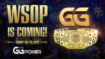 2020 World Series Of Poker Going Exclusively Online