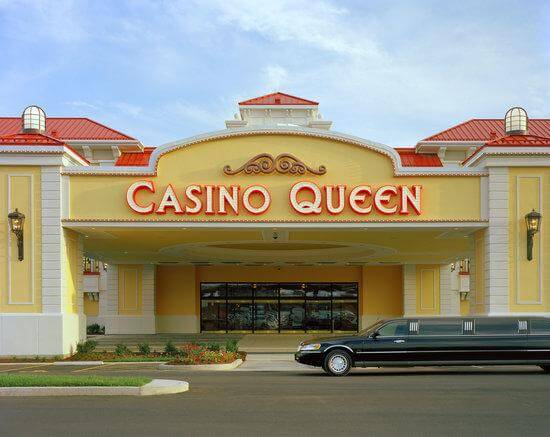 Casino Queen to be Rebranded as 'DraftKings at Casino Queen'