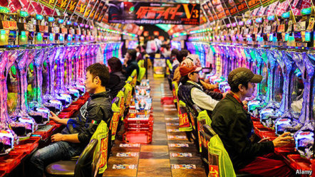 Illegal casinos raided in Tokyo and Nagoya