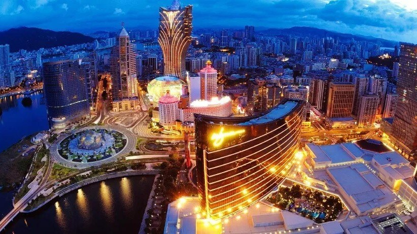 Casino shares increase as restrictions on Macau are lifted