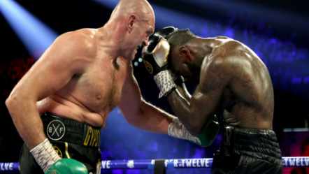 Tyson Fury vs Deontay Wilder 3 to be held in Allegiant Stadium