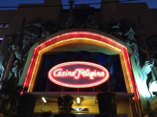 Casino Filipino venue shut down after staff tests positive for Covid-19