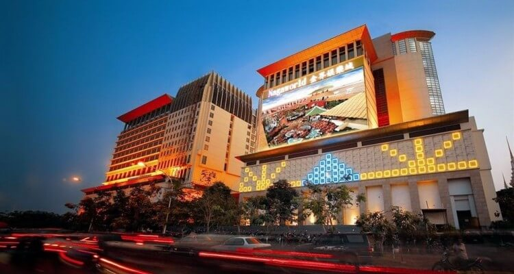 NagaCorp reopens entire Cambodian casino estate
