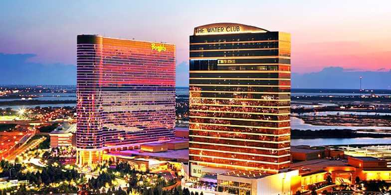 The Borgata prepares to reopen on July 26