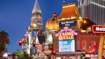 Casino Royale in Las Vegas to lay off 98 employees
