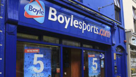 BoyleSports acquires retail portfolio of Gregory Hughes
