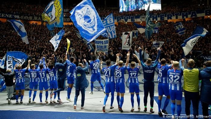 Betway names Hertha BSC as newest commercial partner