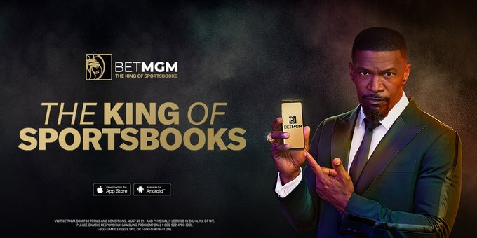 Actor Jamie Foxx to star in BetMGM's new ad campaign
