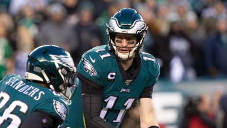 Philadelphia Eagles signs sponsorship deal with Fox Bet