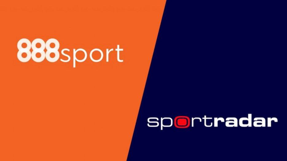 888Sport announces partnership with Sportradar