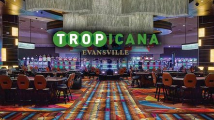 Twin Rivers will acquire Caesar's Tropicana Evansville casino
