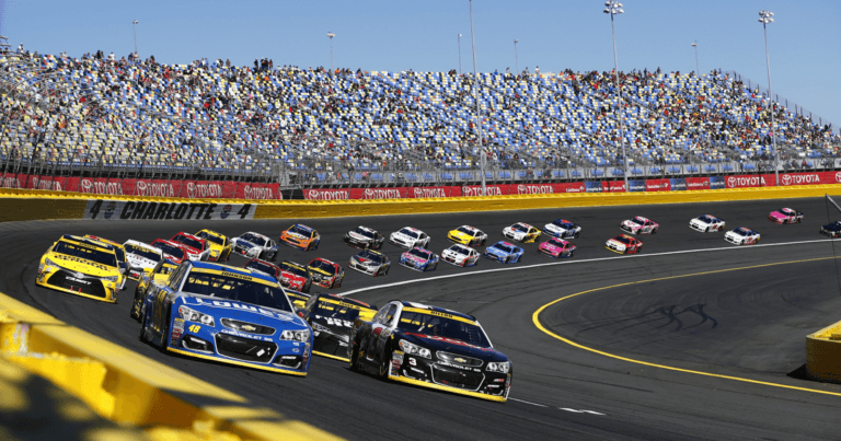 WynnBET ink multi-year partnership with NASCAR