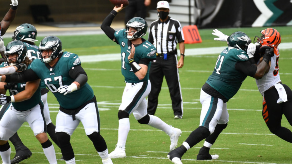 DraftKings signs partnership with NFL's Philadelphia Eagles