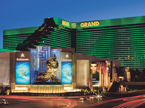 MGM to resume Las Vegas events next month