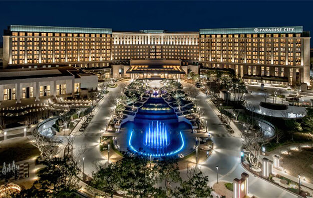South Korea: Paradise Co reports increased casino sales for September