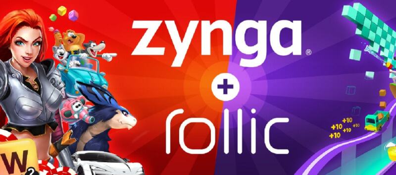 Zynga completes acquisition of Rollic
