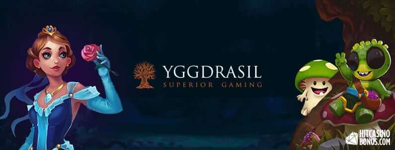 Yggdrasil release new slot offering Syncronite