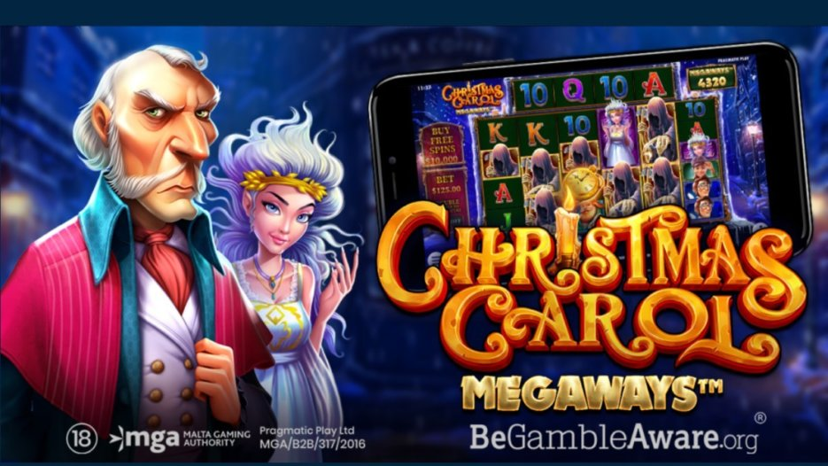 Pragmatic Play release Christmas Carol Megaways