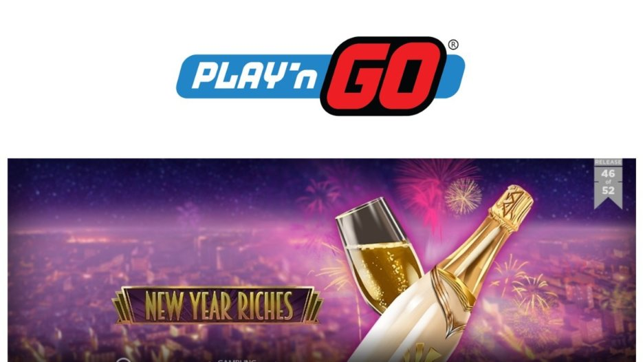 Play'n GO rolls out new game New Year Riches