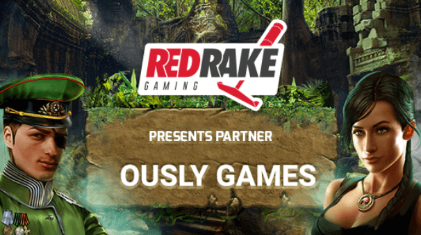 Red Rake Inks Partnership with Ously Games