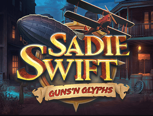 Kalamba Launches Sadie Swift: Guns 'n Glyphs in Collaboration with Twitch Streamer CasinoTest24