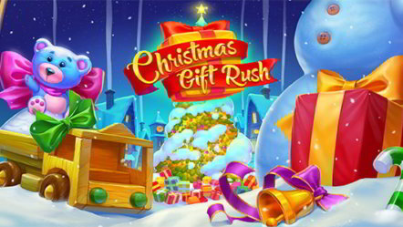 Habanero launches new slot game Christmas Gift Rush