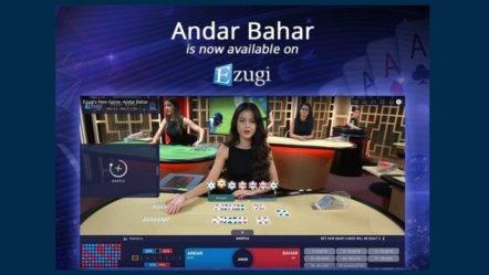 Ezugi launches a world first with OTT™ Andar Bahar