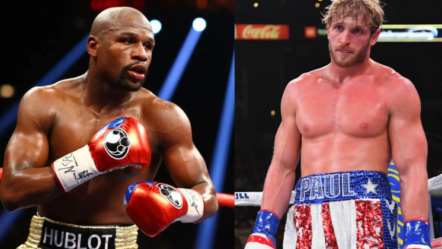 Floyd Mayweather and Logan Paul Are Now 'In Talks' for An Exhibition Fight