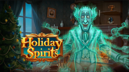 Play'n GO invites players to its New Holiday Spirits Game