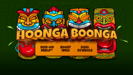 Welcome to Hoonga Boonga slot the new exciting game from Gamzix Technology