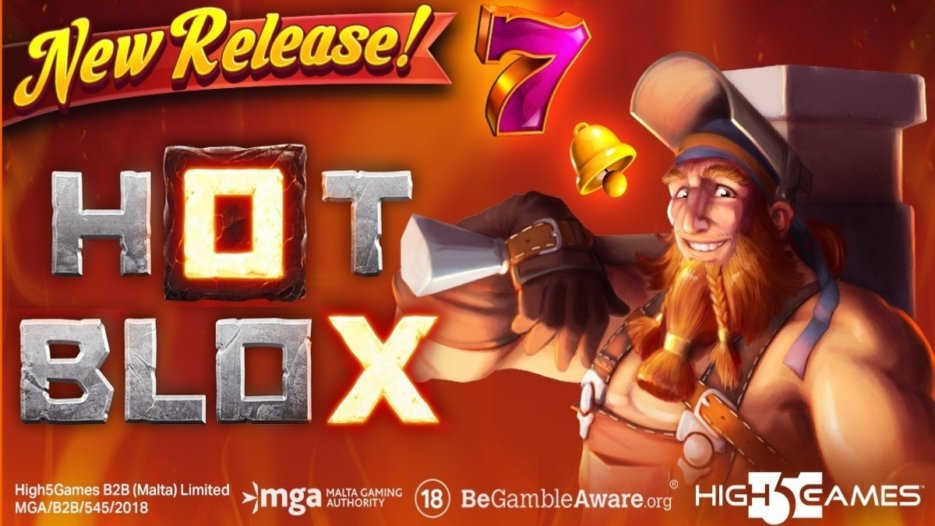 New Game Release: Hot Blox by High 5 Games