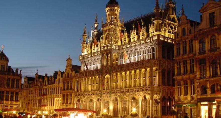 Belgium's land-based gambling venues to close again due to Covid-19