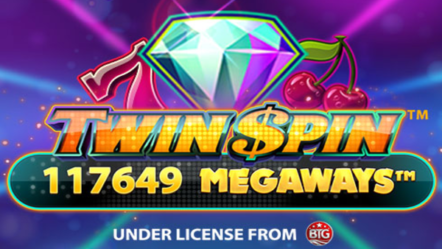 NetEnt attracts players to its latest version of Twin Spin Megaways™