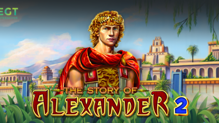 EGT Interactive release new slot game The Story of Alexander 2