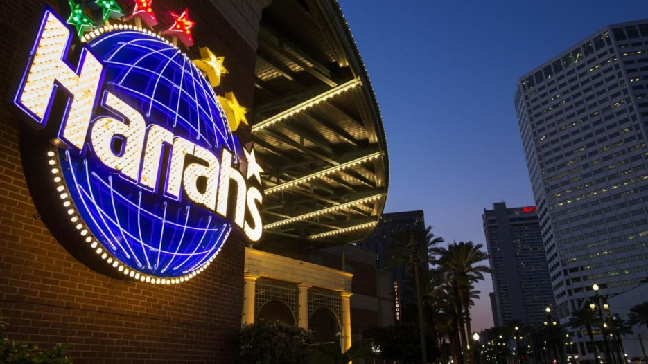 Caesars to turn Harrah's New Orleans