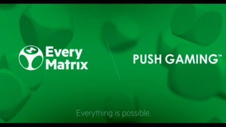 Push Gaming sign content deal with EveryMatrix