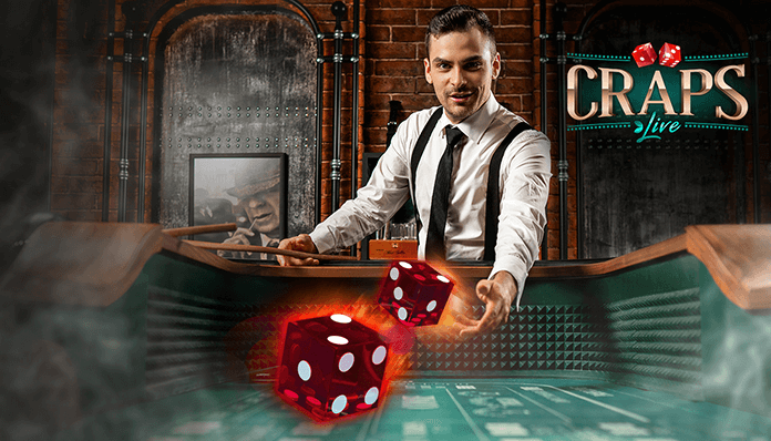 Understanding Craps Live powered by Evolution Gaming