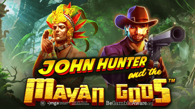 Pragmatic Play Invites You to a New Adventure with John Hunter and the Mayan Gods