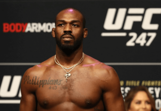 UFC Champion Jon Jones Case About the Best Player of All Time