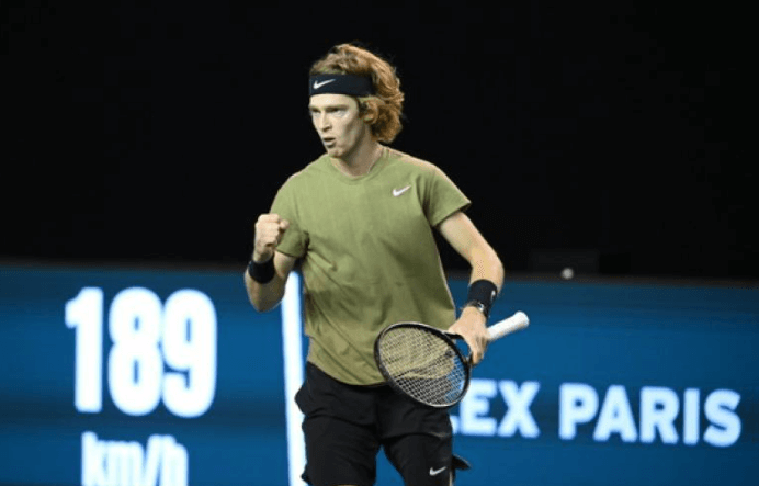 ATP Ranking – Andrey Rublev ascend to World No. 10