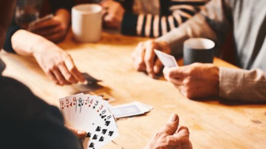 Advantages of Playing Card Games