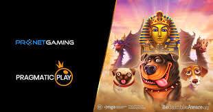 Pronet Gaming signs partnership with Pragmatic Play