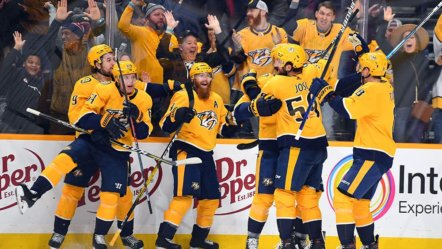 DraftKings sign partnership with the Nashville  Predators
