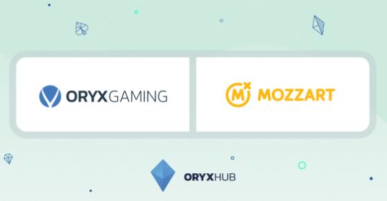 Oryx Gaming Inks Partnership with Mozzart Bet