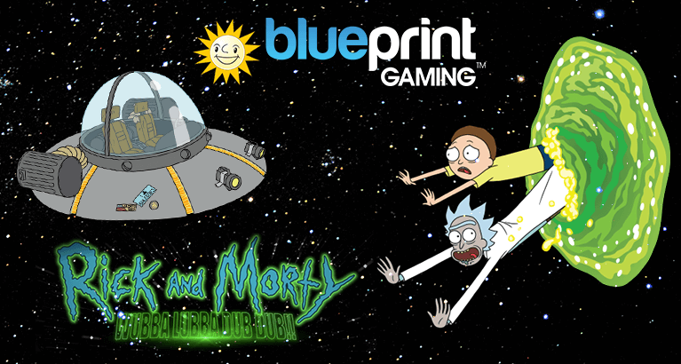 Blueprint Gaming unveils sequel to Rick and Morty™ adventure slot